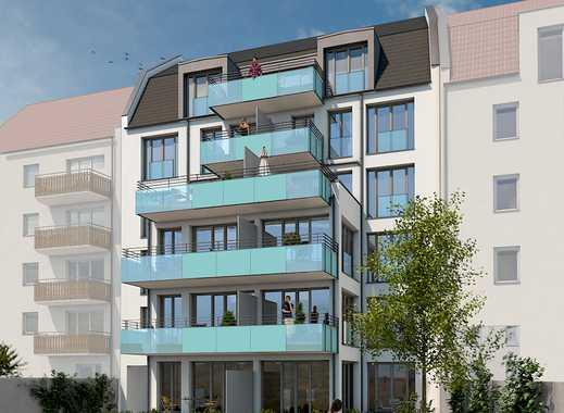 Tolle 2-Zimmer-Whg. mit Südbalkon! Baubeginn bereits erfolgt!
