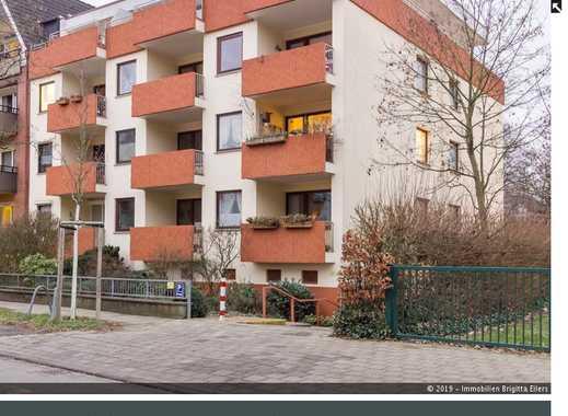 Ab sofort: Penthouse 2-Zimmer mit Ausblick-über den Dächern Schwachhausens!
