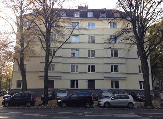 Flingern-Nord: Wunderschöne und helle 3-Zimmer-Wohnung mit Balkon in den Innenhof