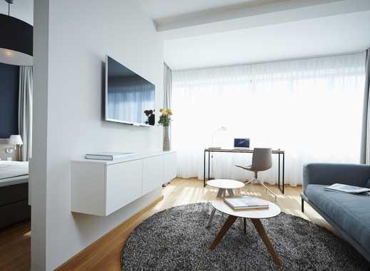 "Luxus Design Apartment im ""Besten Apartmenthaus Deutschlands""* / Concierge, Service, WiFi, NK incl."