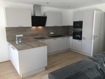 Exklusive, neuwertige 3,5-Zimmer-Wohnung mit Balkon und Einbauküche in Dillingen in Dillingen an der Donau