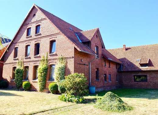 Nahezu im Original erhaltenes Bauernhaus mit Nebengelaß vor den Toren Bückeburgs
