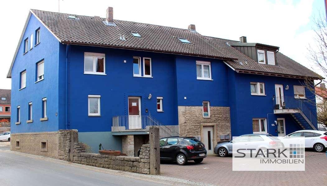Frisch renovierte Wohnung in Kleinrinderfeld sucht neuen Mieter!