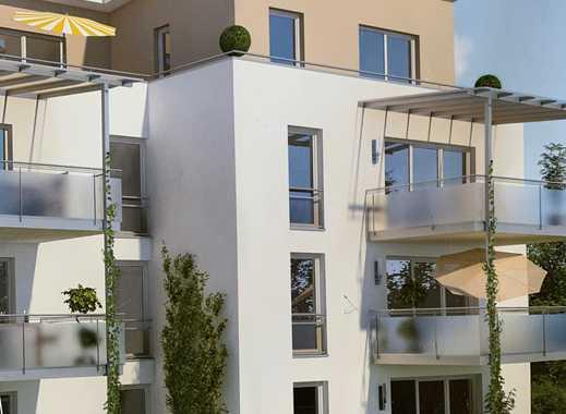 Moderne 3 Zimmer Wohnung mit Garten in Breisach zu vermieten