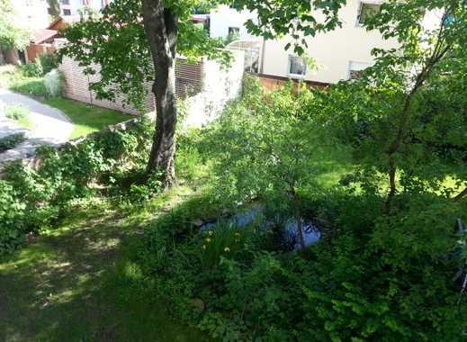 S-Wollankstraße - An der Panke - Ideale Singlewohnung mit top Ausstattung! -  Garten - 629€ warm