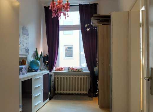 3-Zimmer Wohnung im Altbau - Stadtmitte