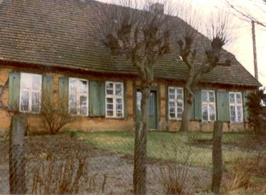 "RARITÄT ""Forsthaus Dorf Mecklenburg"" -DENKMAL-"