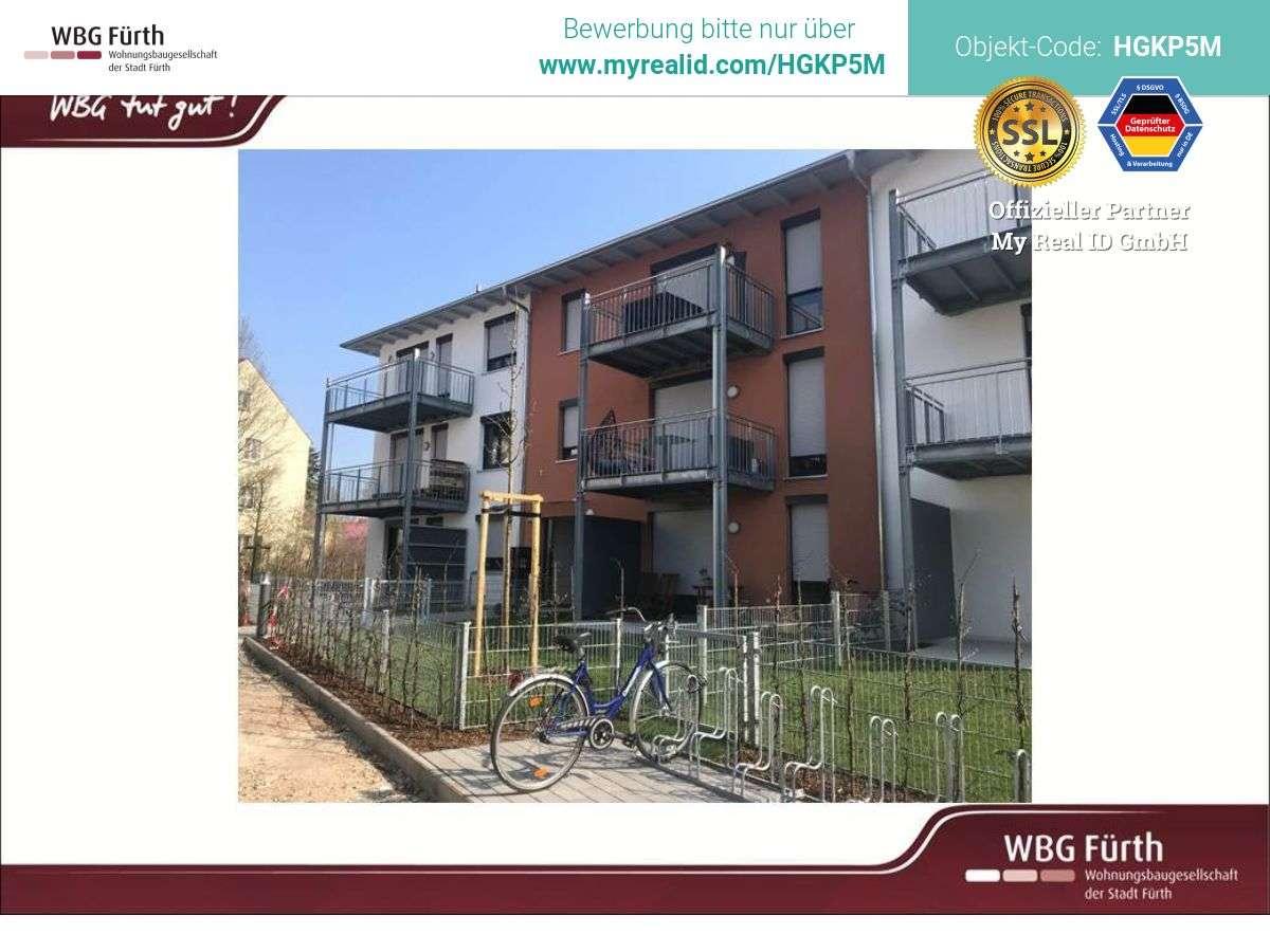 Modernes 1,5-Zimmer Appartement in Neubauobjekt - zentrumsnahe Lage - Erstbezug