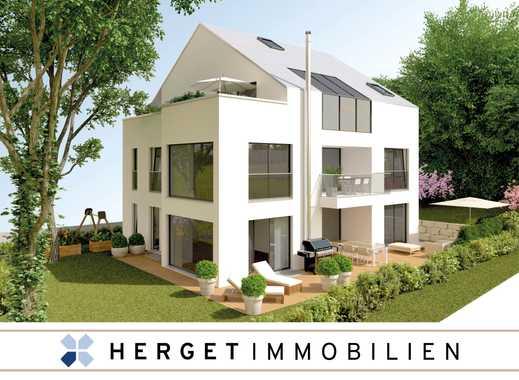 ***Attraktive Neubauwohnung mit Sonnenbalkon und Stadtblick***