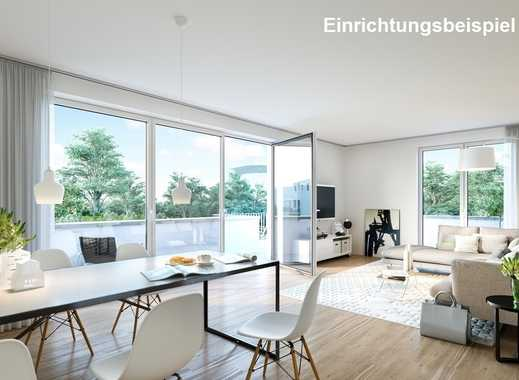 Neubauwohnung im Obergeschoss, 24113 Kiel 4-Zimmer, 121,48m² im EdurPark