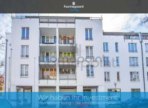 Neuwertige und zentral gelegene Eigentumswohnung in Berlin, Weißensee als Kapitalanlage mit 3,3 % Re
