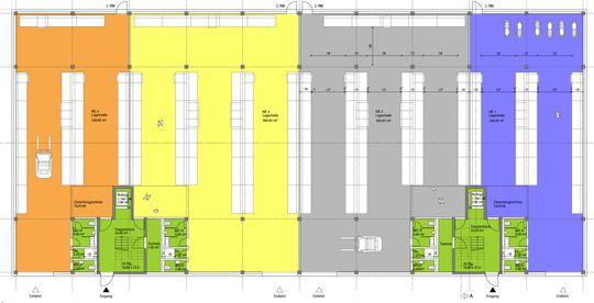 Grundriss EG (Lager/Produktion