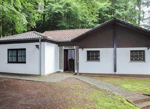 Romantische Waldrandlage +++ Charmantes EFH mit großem Garten in ruhiger, naturnaher Lage von Merzig