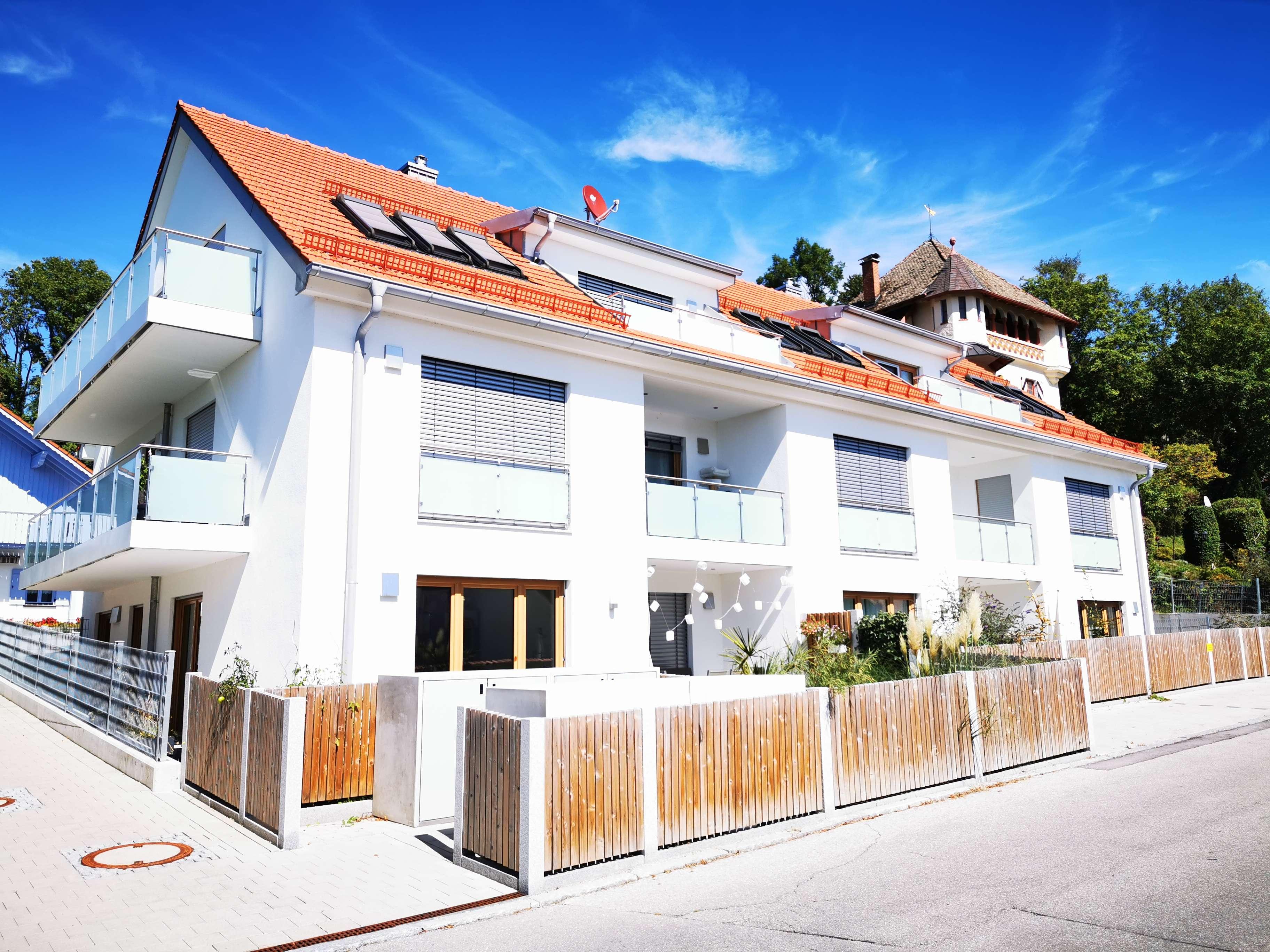 Exklusive 4-Zimmer-Wohnung in Wörthsee in Wörthsee