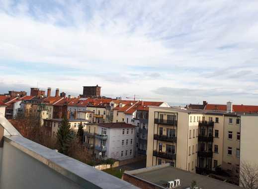 *LEBEN & WOHLFÜHLEN_HELLes_SCHICKes DG_Balkon_2 Bäder_Familen- & WG-geeignet_Hbf & City in 5 Min.