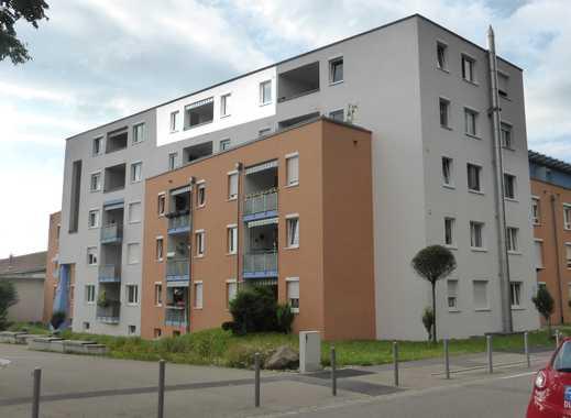 Exklusive 3,5-Zimmer-Wohnung mit Balkon und EBK in Weil am Rhein ab 1. Juli 2019