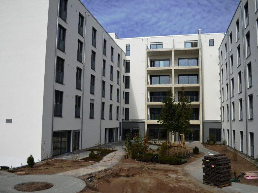 Baustelle Oktober 2017
