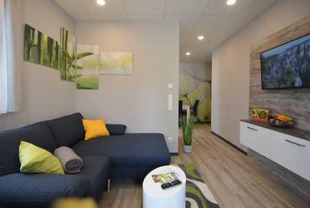 komplett ausgestattete möblierte Wohnung, schick, neu - Schlagen Sie zu! in Marktheidenfeld
