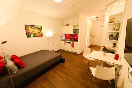 Möbliertes 1-Zimmer-Apartment in traumhafter Lage! in Ramersdorf (München)