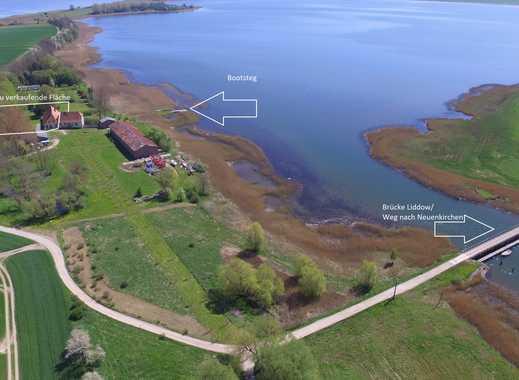 Gutshaus aus dem Barock! Inselalleinlage- Südhang- Seeblick- Naturschutzgebiet...