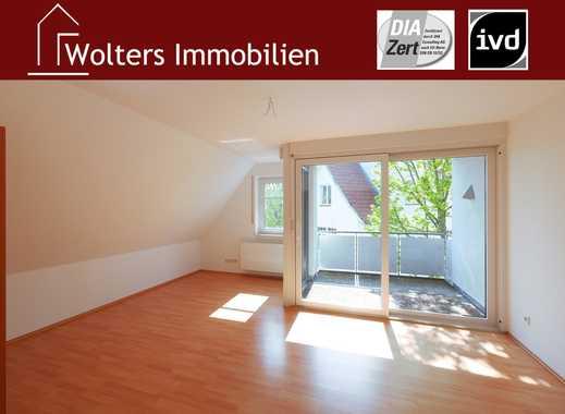 Gepflegte 3-Zimmer Maisonettewohnung im Zentrum von Wiedenbrück