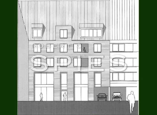 Baugrund für Wohn- und Geschäftshaus