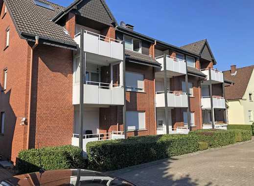 Helle 3 Zimmer-Maisonette-ETW mit Südbalkon und Pkw-Stellplatz  in Bad Oeynhausen – Südstadt