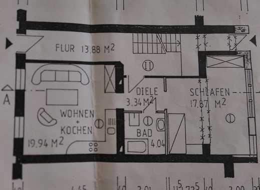 Schöne 2-Zimmer-EG-Wohnung mit Terasse und Einbauküche in netter Hausgemeinschaft in Köln-Dellbrück