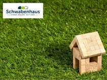 Sonniges Baugrundstück für eine Doppelhaushälfte -