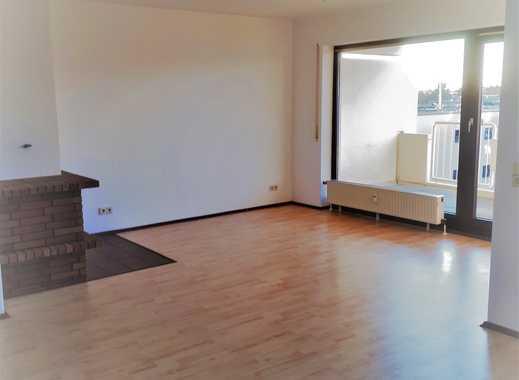 Helle, gepflegte 2-Zimmer-Wohnung mit Balkon und Einbauküche in Frankfurt (Main) - Bockenheim