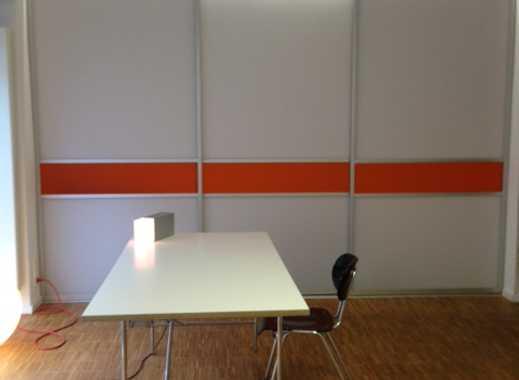 Büroarbeitsplatz, Coworking, Bürogemeinschaft