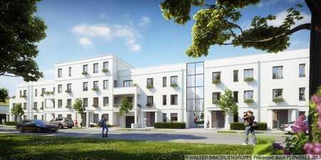 Erstbezug! 3-Zi-EG-Wohnung mit Terrasse, Weilheim in Weilheim in Oberbayern