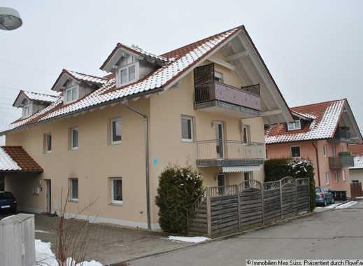 Fast wie ein Haus ! 4-Zi.-Wohnung in DEG-Simmling