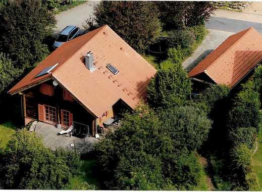 Holzhaus für Naturliebhaber in Höhenlage mit fantastischem Panoramablick