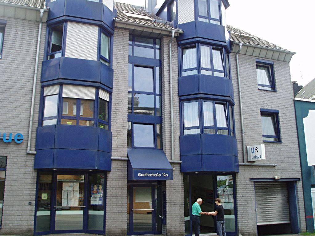 3 Zimmer Wohnung in Leverkusen, Opladen mit Tiefgaragenplatz