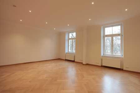 Herrschaftliche 3-Zimmer Wohnung im neubarocken Jugendstilbau direkt an der Isar! in Au (München)