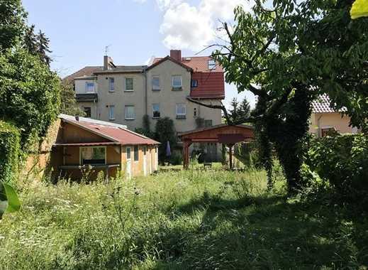 großes Einfamilienhaus am Wasserturm mit schönem Garten / gewachsene Umgebung