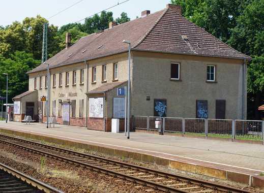 Bahnhofsgaststätte sucht neues Leben!!
