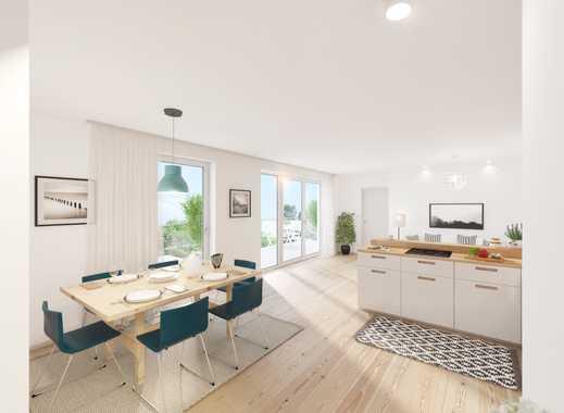 3-Zimmer Penthouse-Wohnung mit Dachterrasse - Neubau