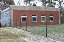 KFZ-Pflegehallen mit Gruben im HAMMERSTEIN-Park