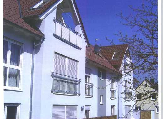 Schön und ruhig gelegene 3,5 Zimmer-EG-Wohnung