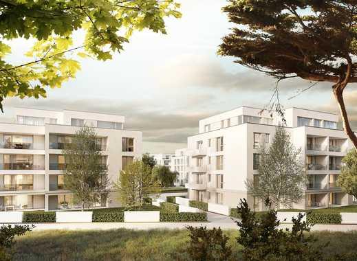 Atemberaubende 4-Zi-Penthauswohnung mit 34qm Dachterrasse am Klostergarten
