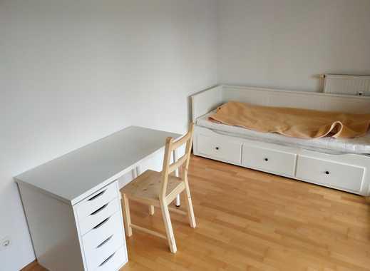 Möbiliertes Zimmer in einer 2 Zimmer WG (Neubau), 3 Minuten zu Ubahn station