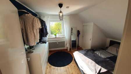 Freundliche 2-Raum-DG-Wohnung in Deggendorf