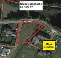 Baugrundstück ca 1270 m² beim