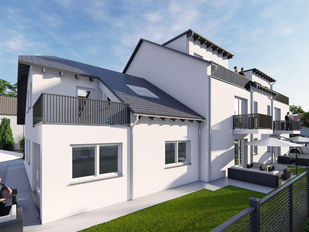 CasaVita NEUBAU: Exklusive 3-Zimmer-Wohnung, Terrasse ...