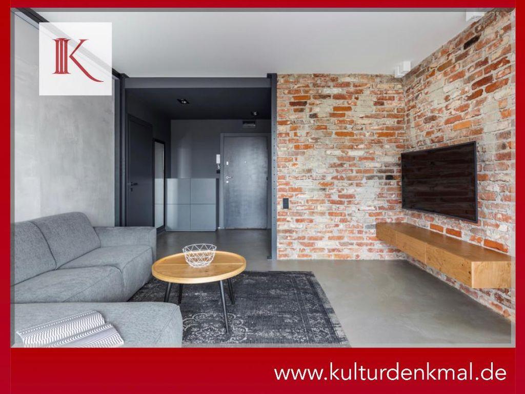 Lichtdurchflutete Lofts | Backsteinfassade | Denkmal-AfA | 3,5 m ...