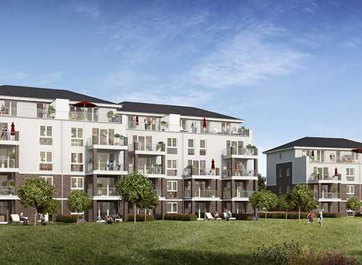 3-Zi. Neubauwohnung mit 2 Bädern, großem Wohnbereich und großem Balkon!
