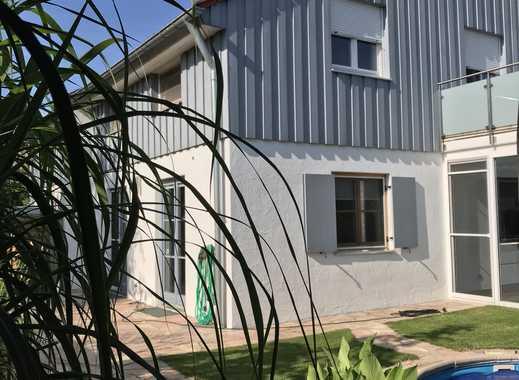 Traumküche sucht Garten/Terrassenliebhaber! Doppelhaushälfte in Kolbermoor Süd. Provisionsfrei!