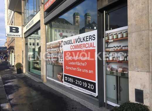 E&V:  Prominente Boutique in 1A-Lage
